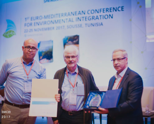 Further news on the Euro-Mediterranean Conference on Environmental Integration
