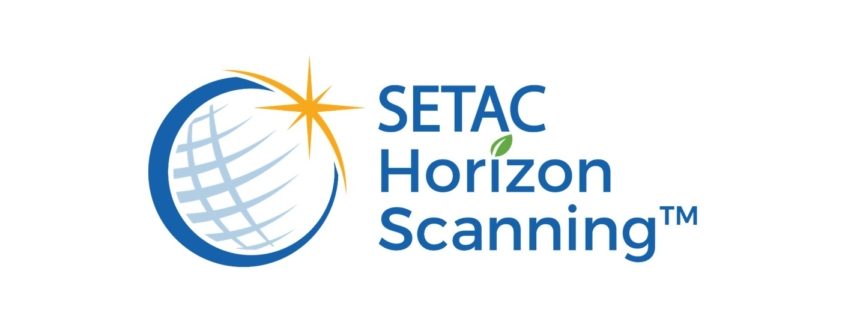 Log SETAC Horizon Scanning