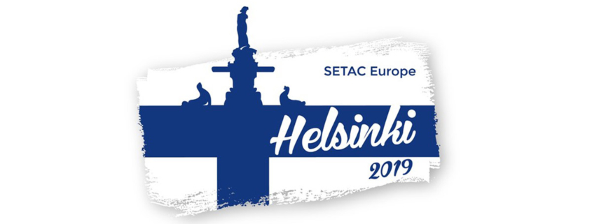 ECT at the SETAC Europe 29th Annual Meeting